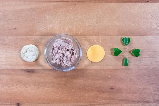 Comment faire des sandwichs au concombre Shamrock de la Saint-Patrick