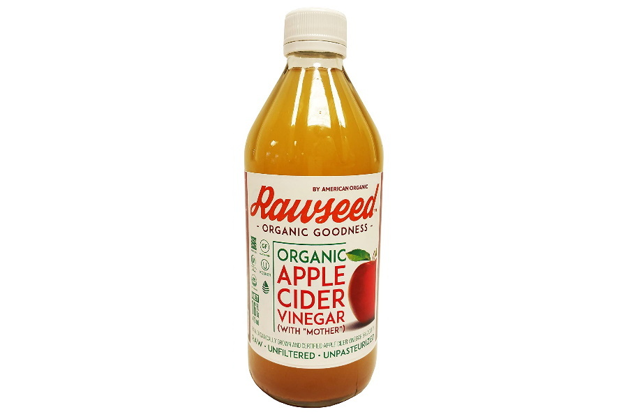 Vinaigre de cidre de pomme crue