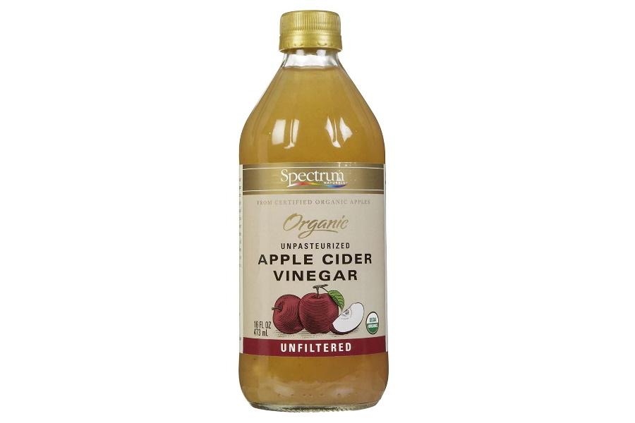 Vinaigre de cidre de pomme Spectrum