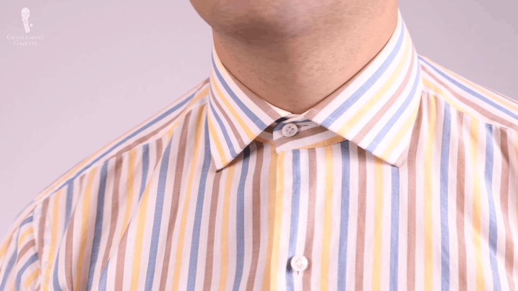 Chemise rayée Siniscalchi