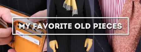 Mes pièces anciennes préférées - vêtements et accessoires qui ont vraiment duré