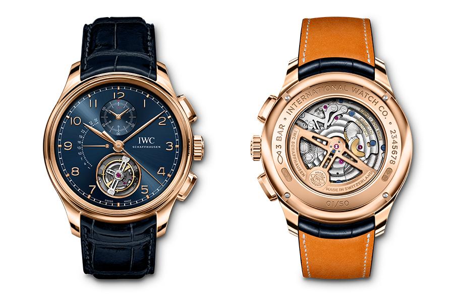 Complications IWC Portugieser Haute Horlogerie