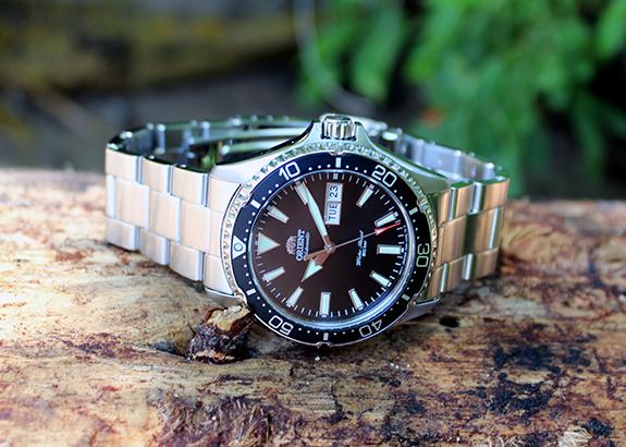 Orient Watch sur Dappered.com