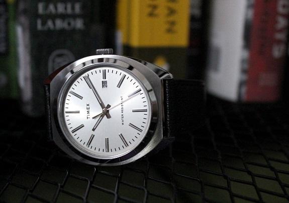 En revue: La montre habillée Timex Milano pour homme | Dappered.com
