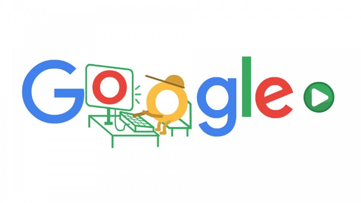 Google Doodle d'aujourd'hui.