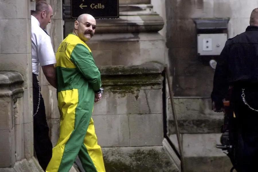 Entraînement en prison - Charles Bronson