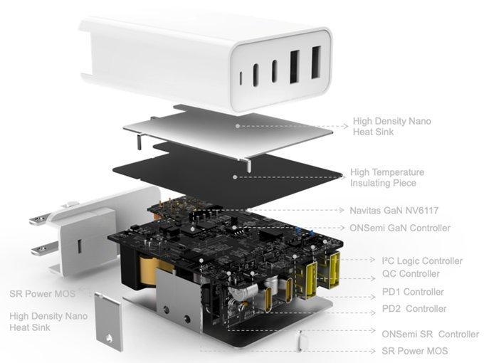 Chargeur USB-C