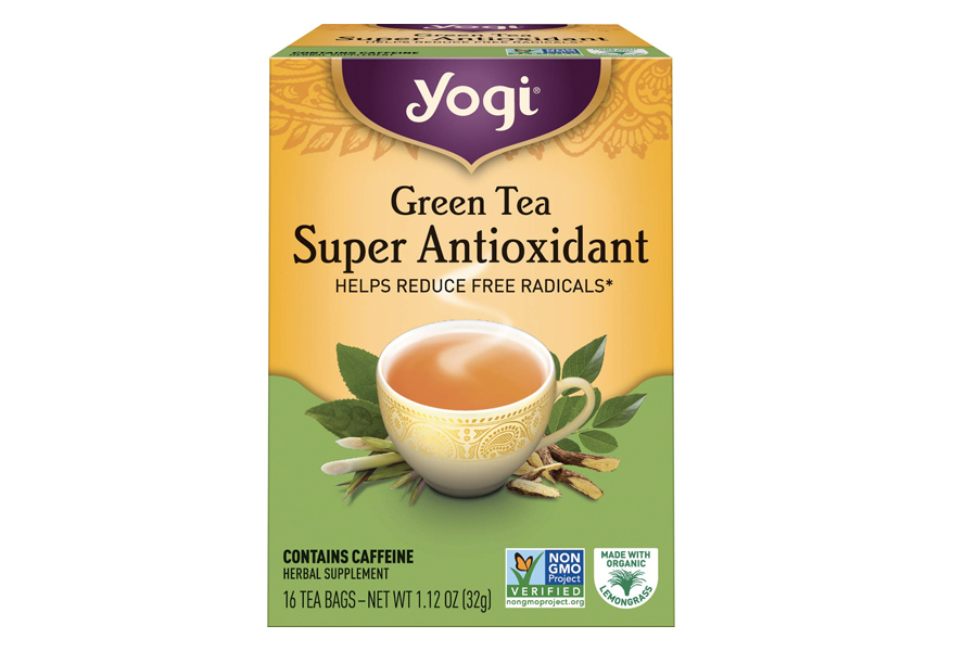 Yogi Green Tea Super Antioxydant