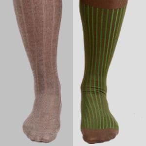 Chaussettes 4 $ vs 40 $: Quelle est la meilleure valeur?