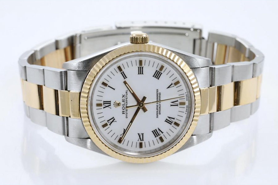 Rolex Oyster Perpetual 1996