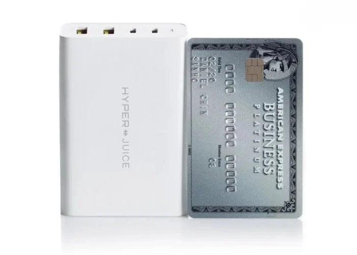 Chargeur USB-C 100 W GaN