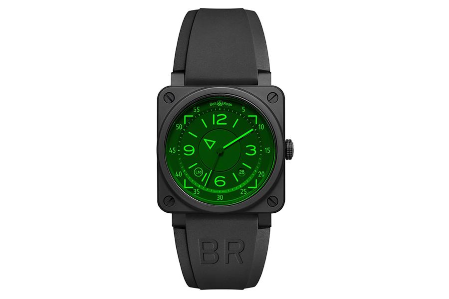 Nouvelle montre Bell Ross à l'avant