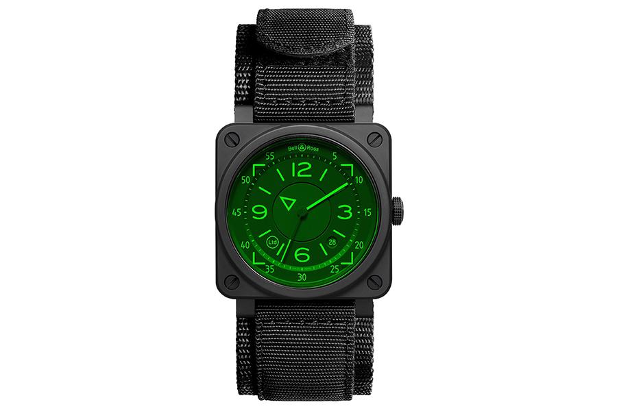 Nouveau bracelet de montre Bell Ross