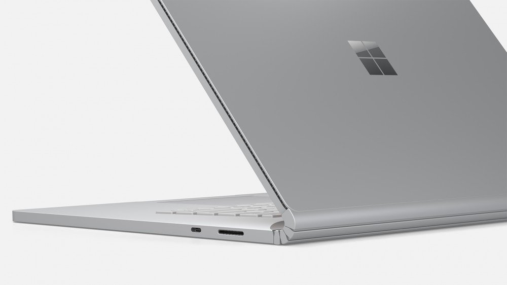 Une photo du Surface Book 3.