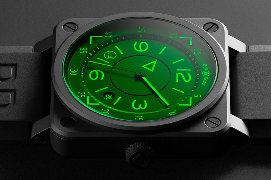 Nouvelle montre Bell Ross BR 03 92