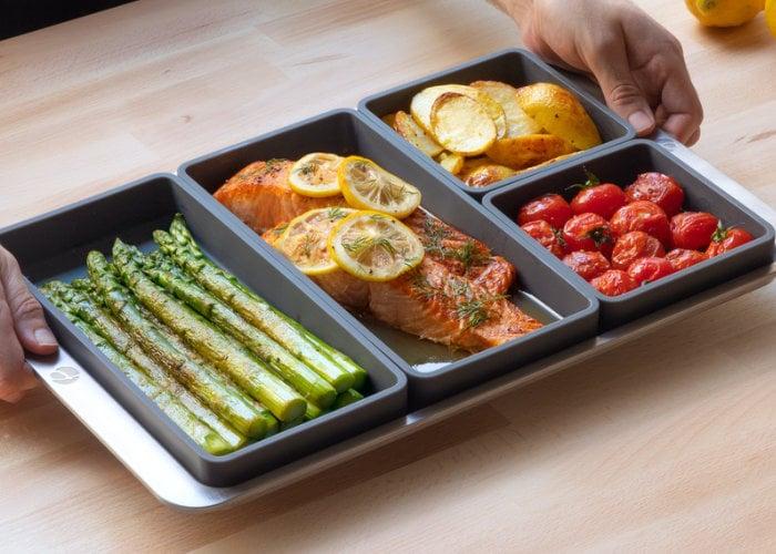 Système de cuisson à plaques