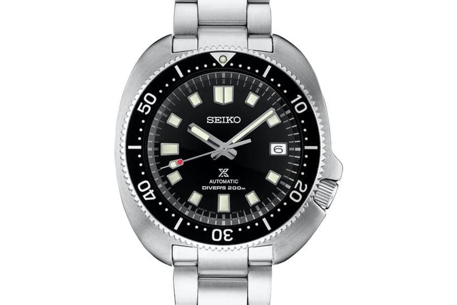 Seiko dévoile ses montres Captain Willard Prospex