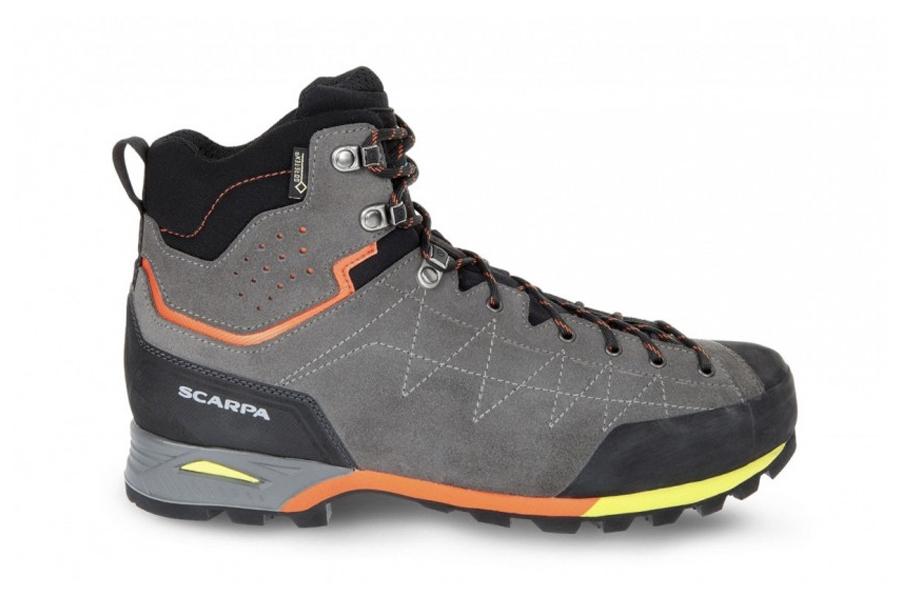 Meilleures chaussures de randonnée pour homme - Scarpa Zodiac Plus GTX