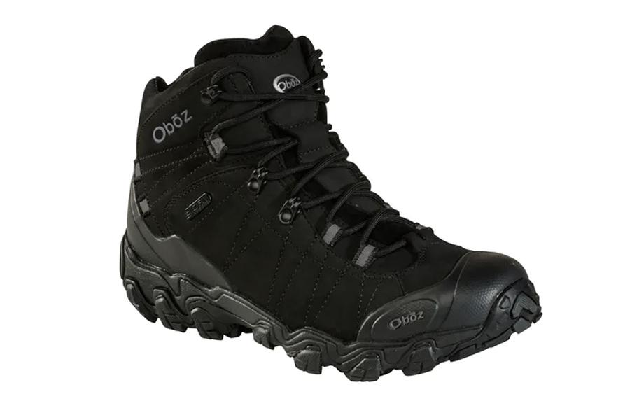 Meilleures chaussures de randonnée pour homme - Oboz Bridger B-DRY