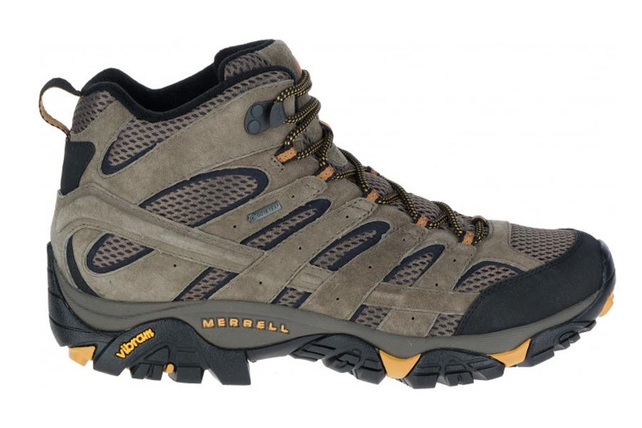 Meilleures chaussures de randonnée pour homme - Merrell MOAB 2 Mid GTX