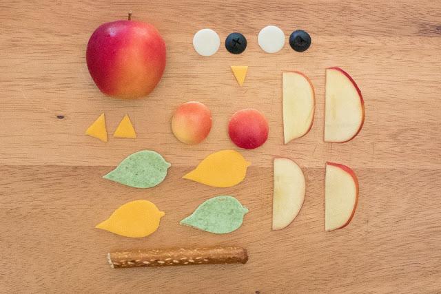 Comment préparer un déjeuner Apple Owl pour vos enfants!