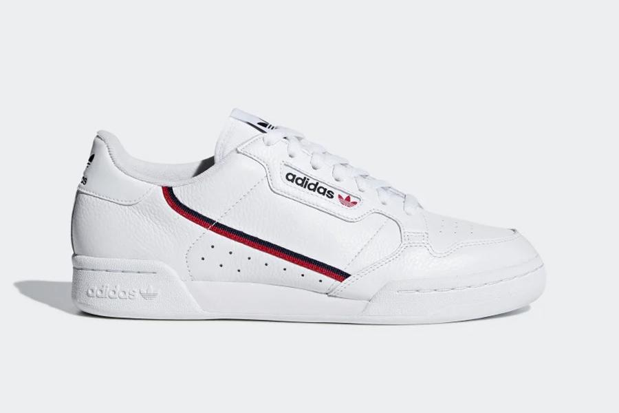 Adidas Continental 80 Blanc Baskets