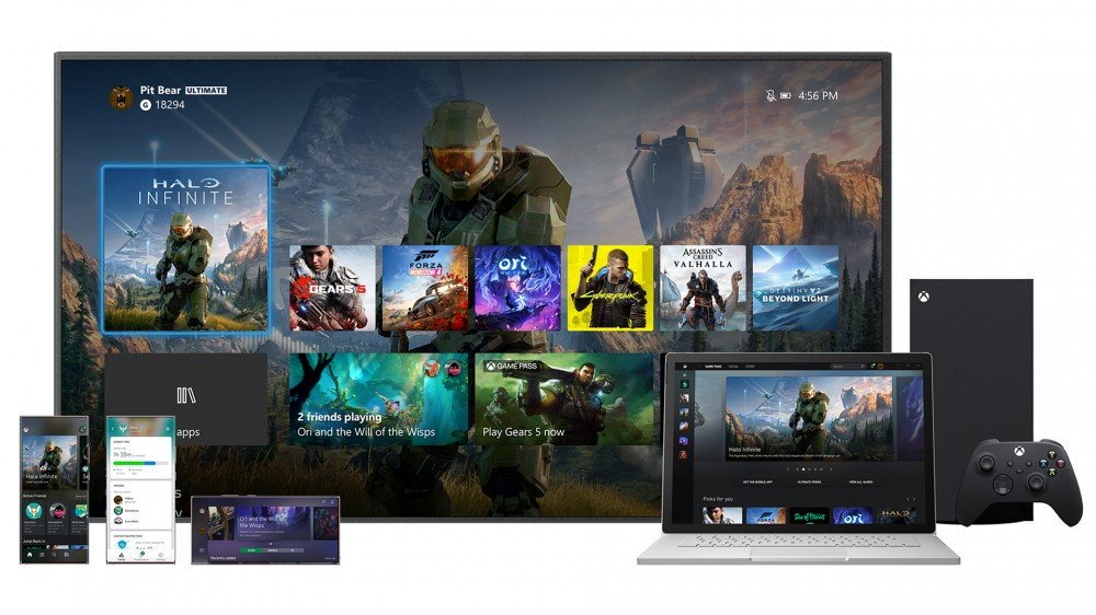 Xbox New Experience propose une interface repensée pour les consoles Xbox, le jeu sur PC et la nouvelle application mobile