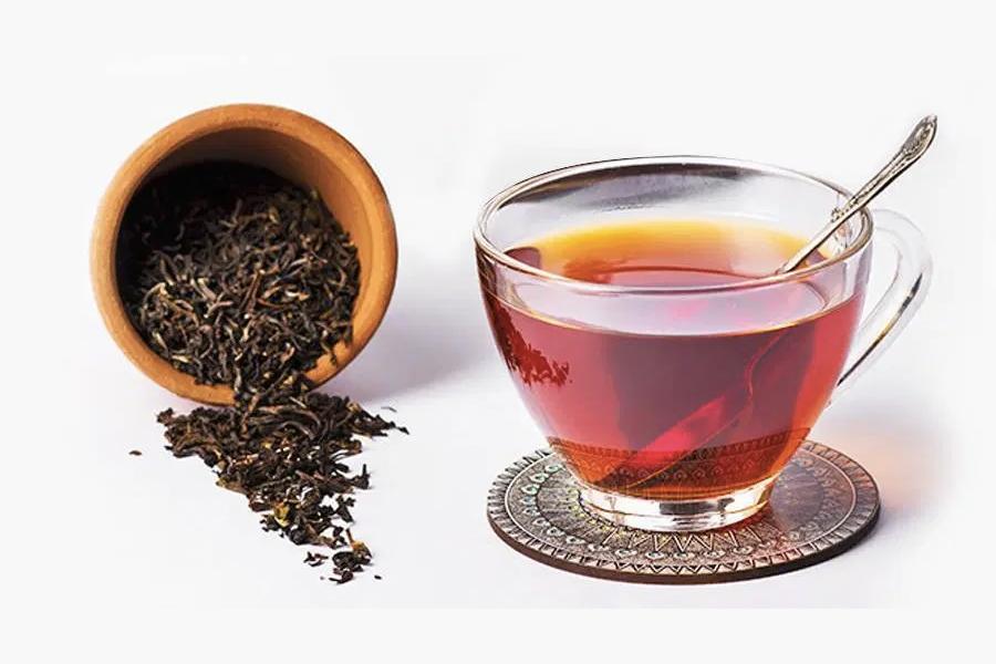 Meilleures boissons Keto - Thé noir