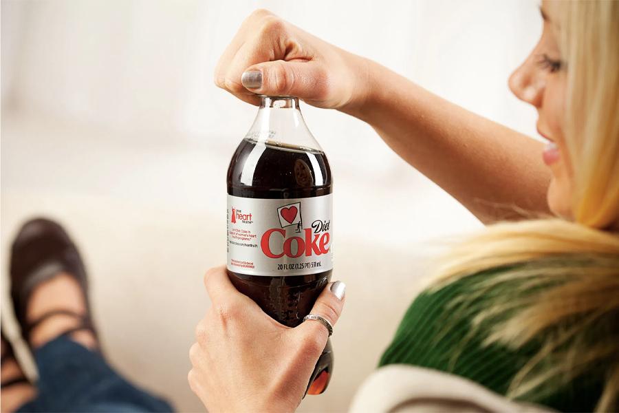 Meilleures boissons Keto - Sodas diététiques