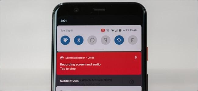enregistreur d'écran android 11