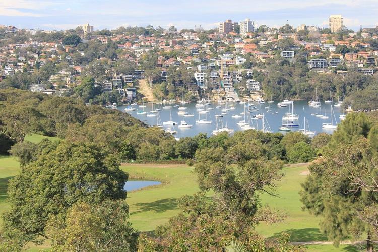 club de golf de Sydney Northbridge
