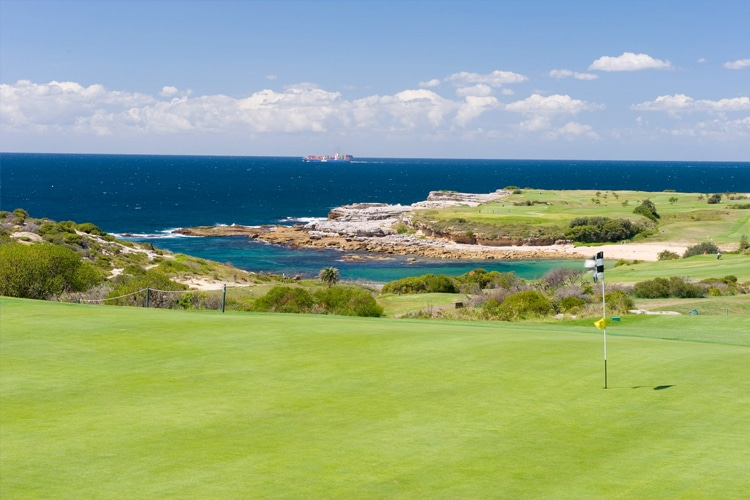 Sydney le club de golf de la côte