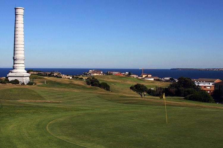 sydney bondi golf & diggers club