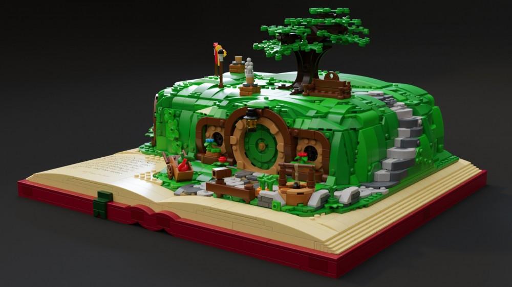 LEGO Bag End