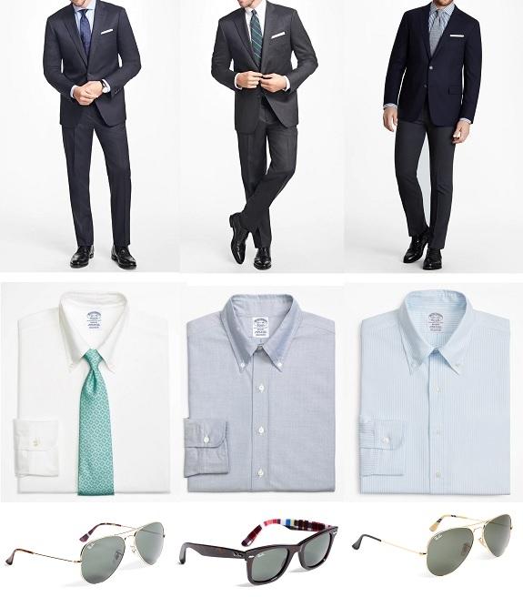 Brooks Brothers vêtements pour hommes