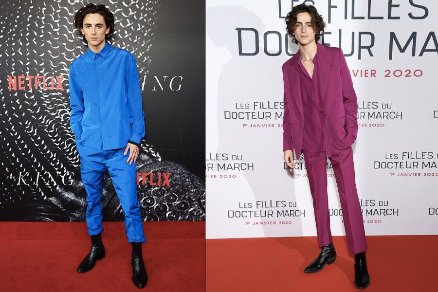 Comment s'habiller comme Timothee Chalamet 4