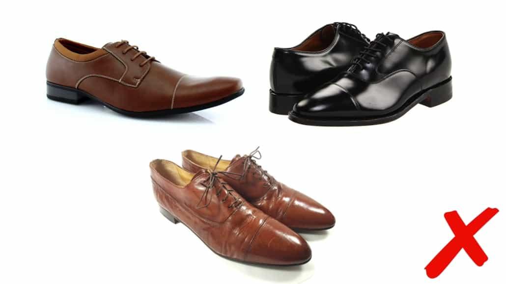 À la fin de la journée, il est toujours important de choisir une paire qui a la bonne coupe.