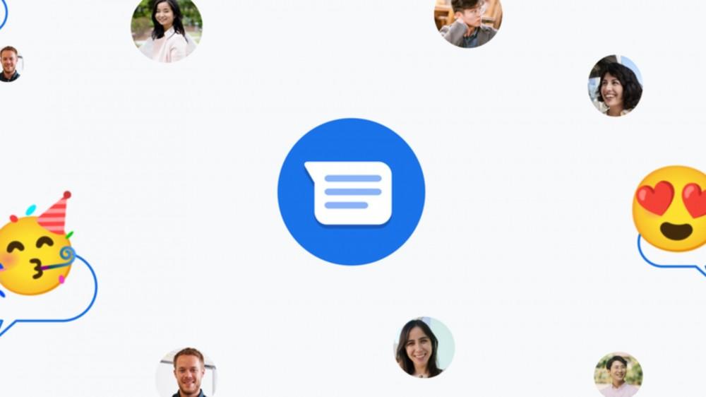 Messagerie Google RCS