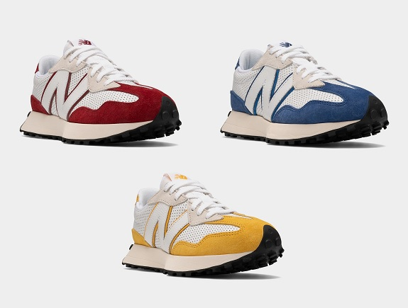 Baskets New Balance 327