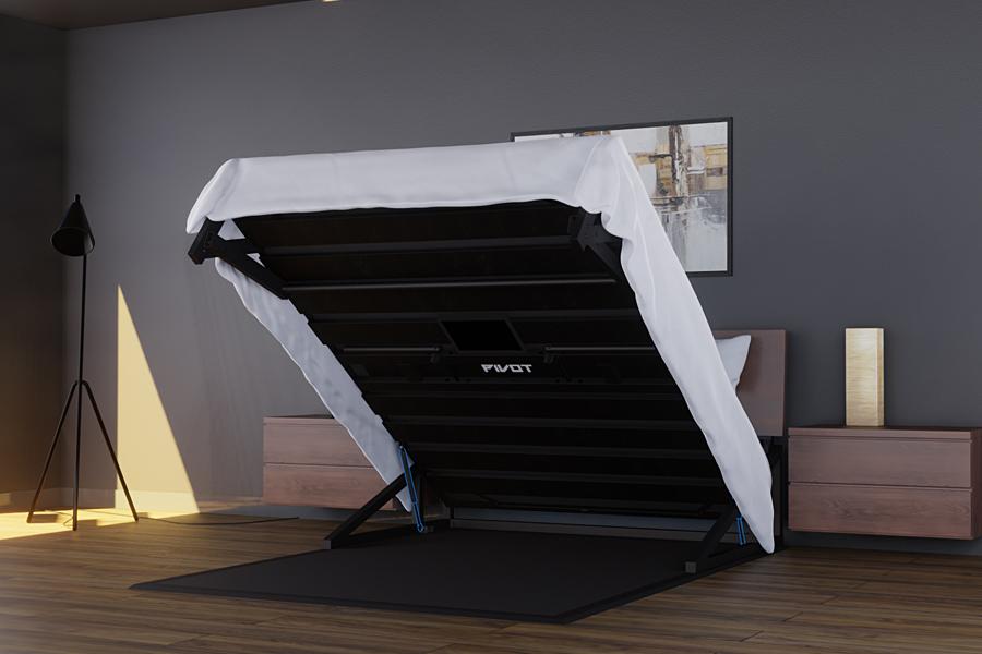Pivot Bed Home Gym côté
