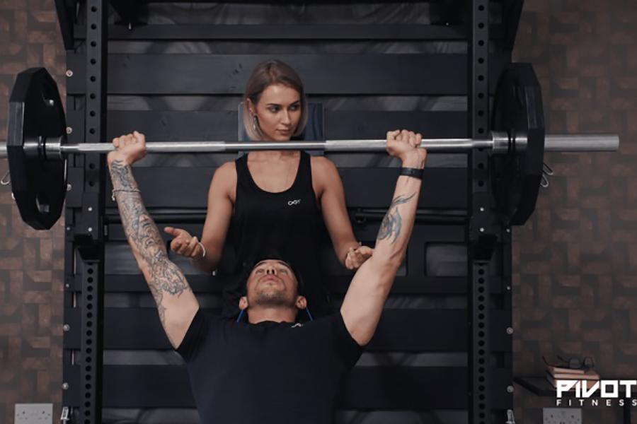 Entraînement Pivot Bed Home Gym