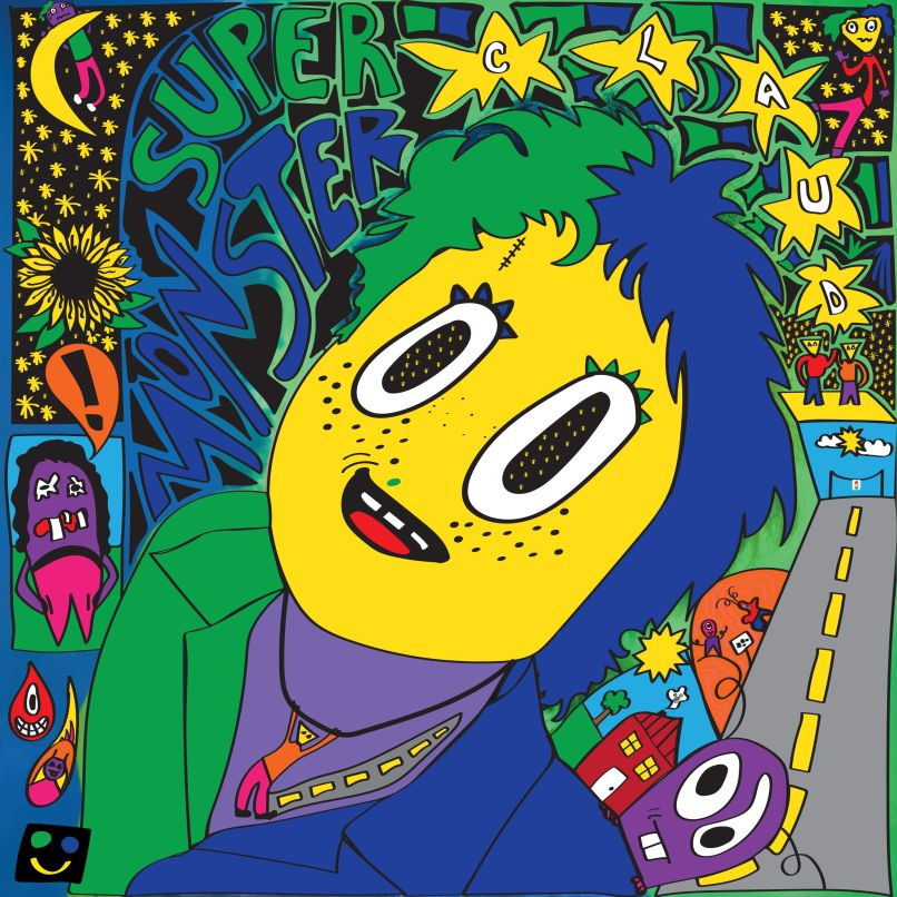 Claud Super Monster Album Art Claud annonce son premier album Super Monster et partage Soft Spot: Stream