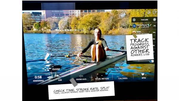 Hydrow Review - Total Body Home Happiness - Avis, aviron, endurance, aviron en salle, puissance, technique, entraînement à domicile, corps entier, entraînements à domicile, rester en forme à la maison, hydrow