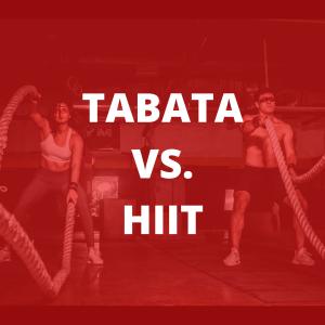 Protocole Tabata et entraînement par intervalles à haute intensité (HIIT)