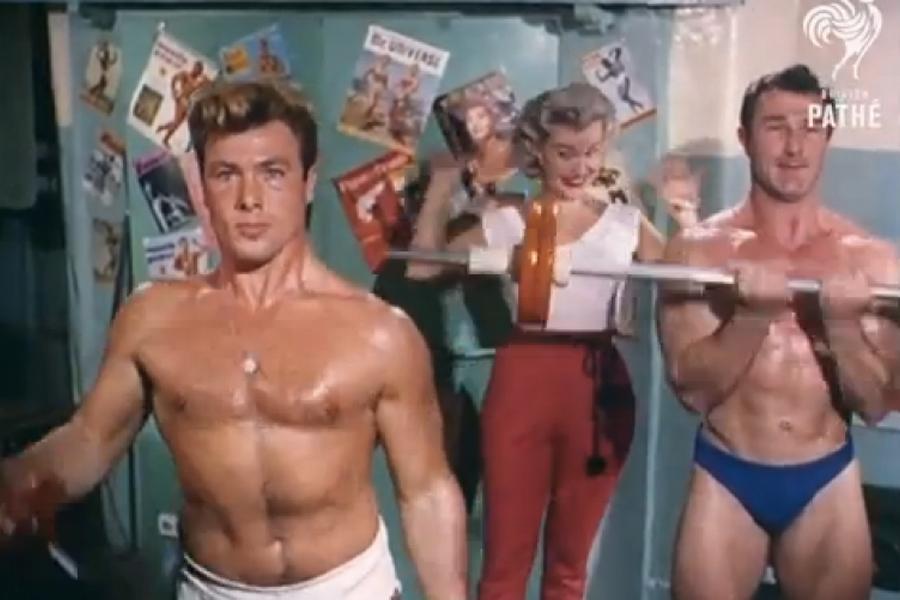 Gym des années 1960