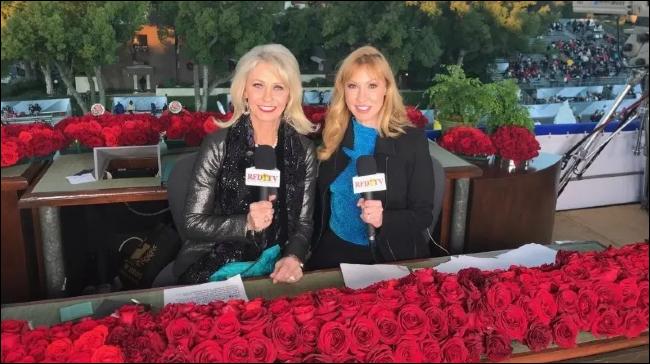 Célébration du Nouvel An de la Rose Parade sur RFD-TV