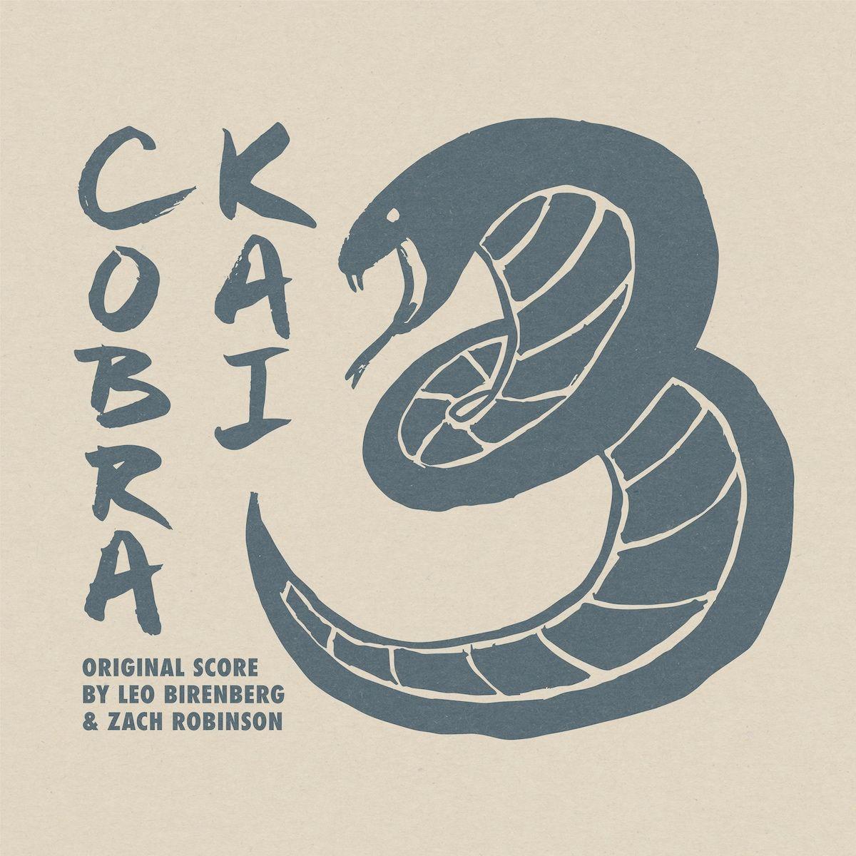 cobra kai saison 3 bande son netflix art de couverture