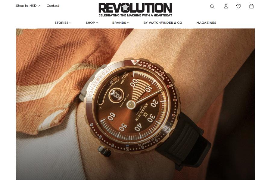 Montres Revolution