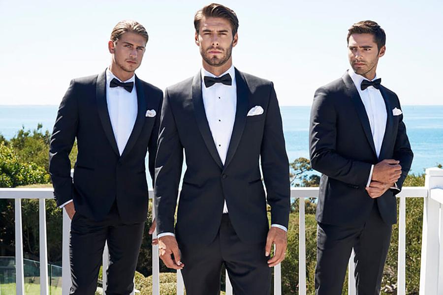 Meilleurs magasins de location de costumes pour hommes à Sydney Ferrari Formal
