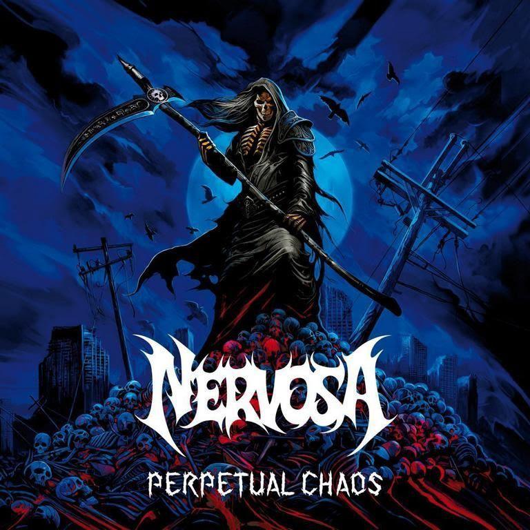 anonyme 31 Nervosa dévoile une nouvelle chanson sous les ruines avant son prochain album: Stream